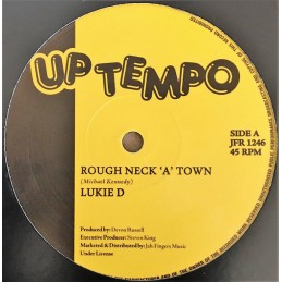 Lukie D ‎– Rough Neck A...