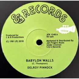 Delroy Pinnock, Dickey...