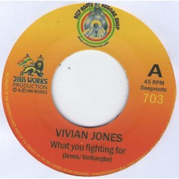 Vivian Jones ‎– What You...