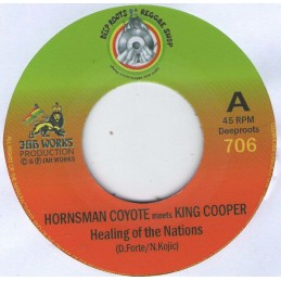 Hornsman Coyote Meets King...