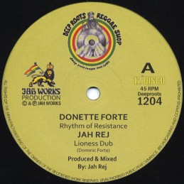 Donette Forte ‎– Rhythm Of...
