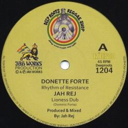 Donette Forte – Rhythm Of...