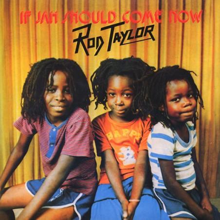 Rod Taylor – If Jah Should Come Now (LP Kingston Connection)
