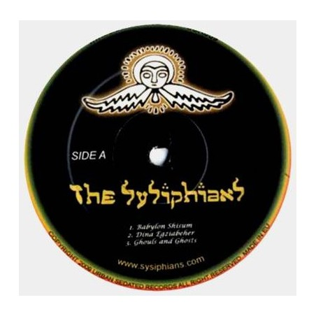"The Sysiphians – Babylon Shisum (12"" Urban Sedated)"