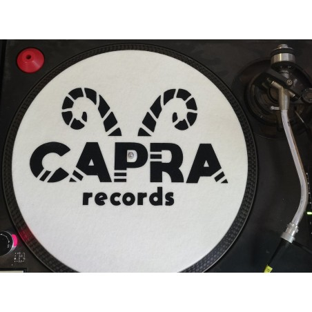 Slipmat for turntable Capra Records
