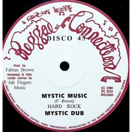 Hard Rock ‎– Mystic Music /...