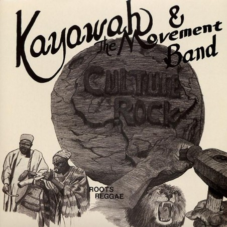 Kayawah & The Movement Band - Culture Rock (LP Only Roots)