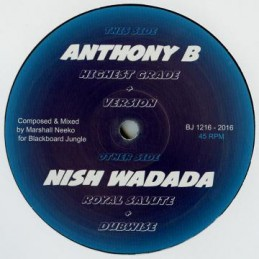 Anthony B / Nish Wadada /...