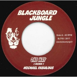 Michael Fabulous ‎– One Way...