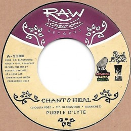 Purple D'Lyte ‎– Chant &...