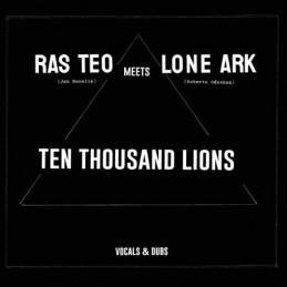 Ras Teo Meets Lone Ark –...