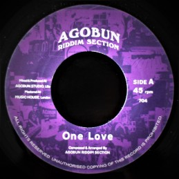 Agobun Riddim Section ‎–...