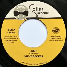 """Steve Becker – War (7""""..."""