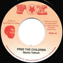 Sacka Tulloch ‎– Free The...
