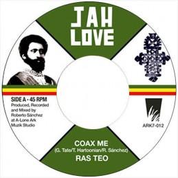"""Ras Teo - Coax Me (7"""" Ark)"""