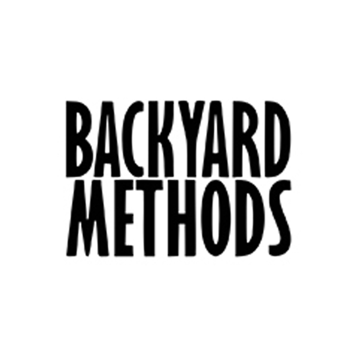 Backyard Methods